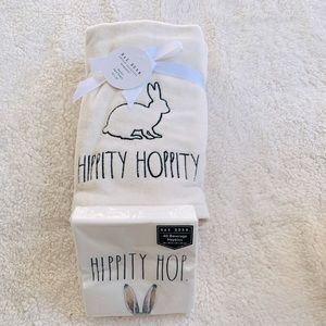 Rae Dunn Easter Hand Towels & Napkins